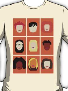 Orange is the New Black Inspired Minimalist Design T-Shirt