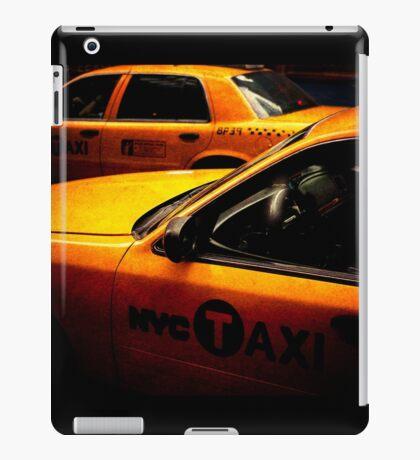 Cabs iPad Case/Skin