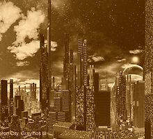 Galveron City by AlienVisitor