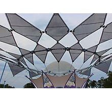 Epcot Photographic Print