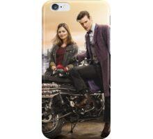 Doctor Who - Matt Smith, Jenna Coleman iPhone Case/Skin