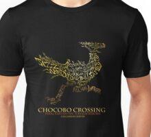 Chocobo Crossing shirt Unisex T-Shirt
