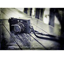 Road companion Photographic Print