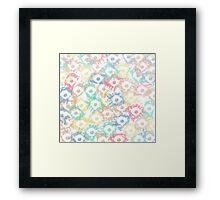 Sumi Tri Framed Print