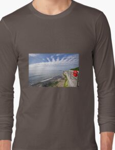 Seawall - Lyme Regis Long Sleeve T-Shirt