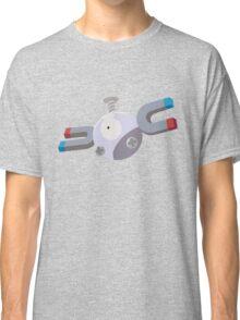 Magnemite Pokemon Simple No Borders Classic T-Shirt