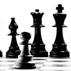 One Pawn Against The Hierarchy  by Jose O. Mediavilla