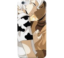 Coffee & Milk iPhone Case/Skin