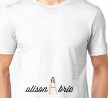 Alison Brie Unisex T-Shirt