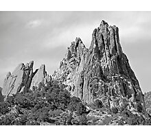 Garden of the Gods Study 1 Photographic Print