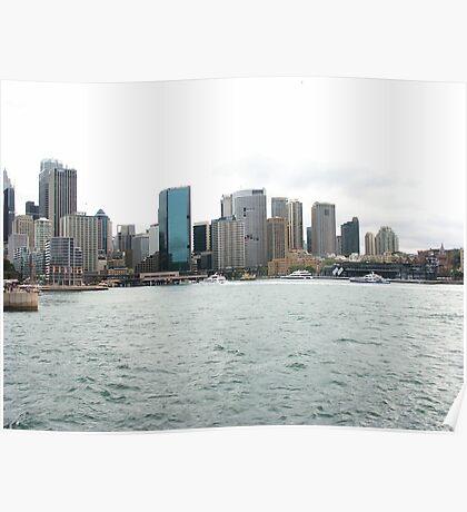Sydneyscape Poster