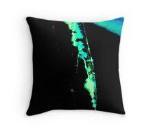 Frigid Frozen Throw Pillow