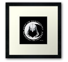 Fist of Khonshu Boxing Academy Framed Print