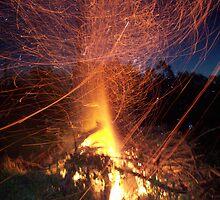 Sparkstorm by Charmaine van Nunen