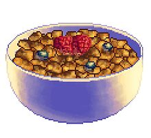 Pixel Cereal by skywaker