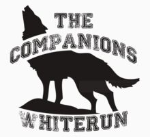 The companions of whiterun - Black by LabRatBiatch