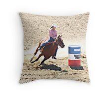 Ride girl, RIDE Throw Pillow