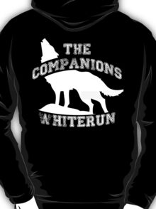 The companions of Whiterun - White T-Shirt