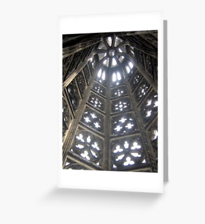 Light in theTower Greeting Card