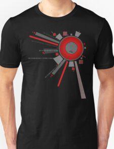 Digital Lens RED T-Shirt