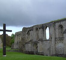 Glastonbury Abbey May 2009 - 2 by anaisnais
