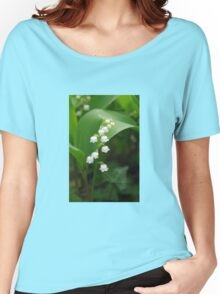 Lily-of-the-Valley Women's Relaxed Fit T-Shirt