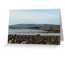 Coastal Edge Greeting Card