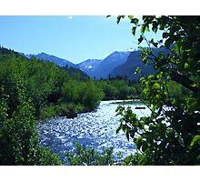 ~Cool Mountain Stream~ Photographic Print