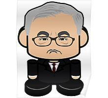Barney Frank Politico'bot Toy Robot 1.0 Poster