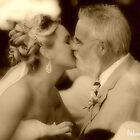 Wedding Kiss by Rebecca Herren