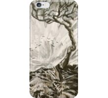 Baron Tree in a Storm iPhone Case/Skin