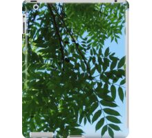Canopy of Leaves iPad Case/Skin