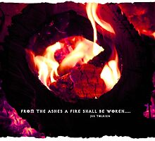 Tolkien art Lord of the Rings poem art by ANGIECLEMENTINE by Angieclementine