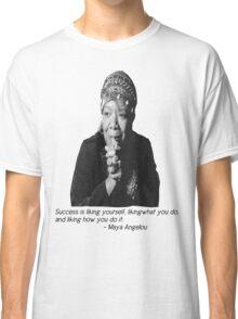 Maya Angelou Classic T-Shirt