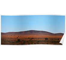 Burra Outback Poster
