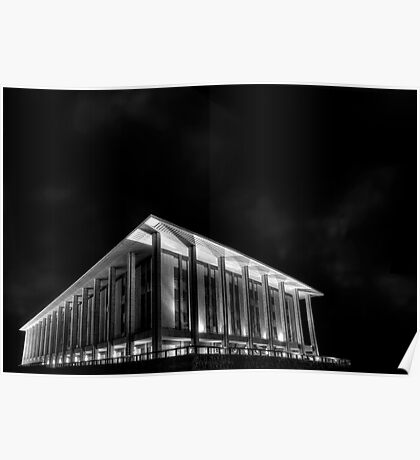 The National Library Poster