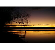 Illawarra Lake Photographic Print