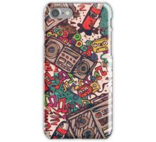 Blasters in the Mix  iPhone Case/Skin