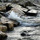 Craggy Coastline by kenspics