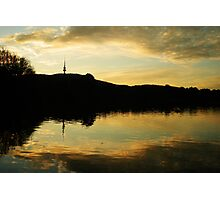 Lake Burley Griffin Photographic Print