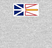 Newfoundland and Labrador Flag Unisex T-Shirt