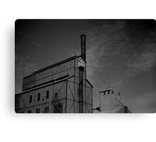 Gasworks, Launceston Canvas Print
