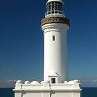 Norah Head Lighthouse NSW by Phil Woodman