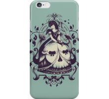 Mrs. Death iPhone Case/Skin