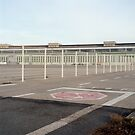 THF - Tempelhof, Look Both Ways by Richard McKenzie