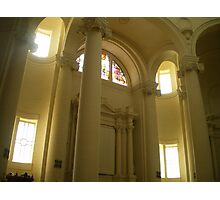 Maltese Cathedral Photographic Print