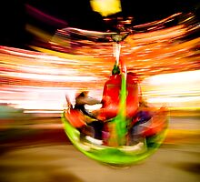 Spin by Chinua Ford