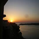 Maltese Sunrise by Alice Oates