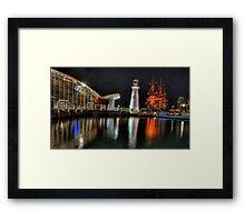 Maritime Memories - Australian National Maritime Museum - Sydney - The HDR Experience Framed Print