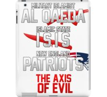 The Axis of Evil iPad Case/Skin
